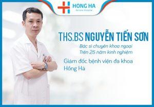Đội ngũ bác sĩ tay nghề cao của bệnh viện đa khoa Hồng Hà