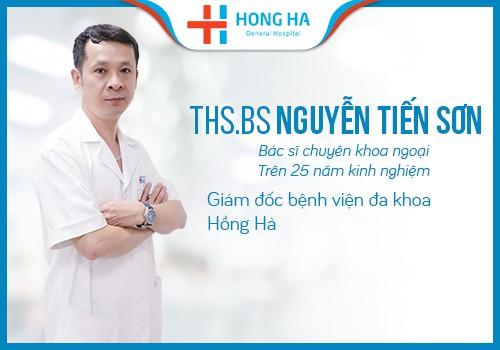 Giám đốc bệnh viện đa khoa Hồng Hà