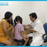 Chuyên khoa nhi tại Bệnh viện Đa khoa Hồng Hà