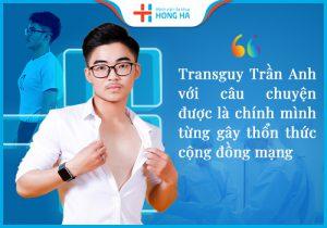 Cùng Transguy/Transman chinh phục khát khao được sống là chính mình