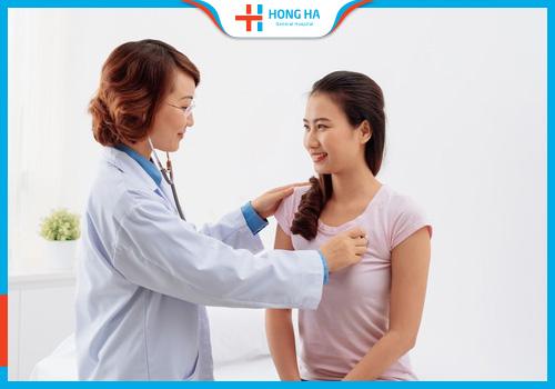 điều trị u nang buồng trứng xoắn