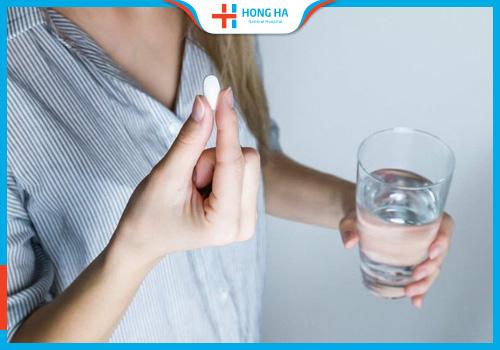 Điều trị viêm lộ tuyến khi mang thai