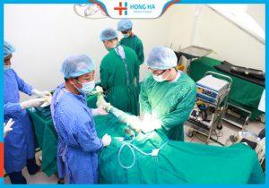 Chuyên khoa Ngoại tại Bệnh viện Đa khoa Hồng Hà