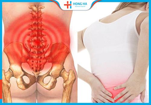triệu chứng u nang buồng trứng xoắn