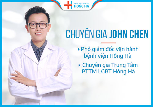 chuyên gia PTTM LGBT John chen