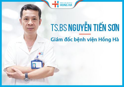 Giám đốc bệnh viện hồng hà
