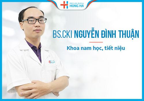bác sĩ nam học bệnh viện hồng hà