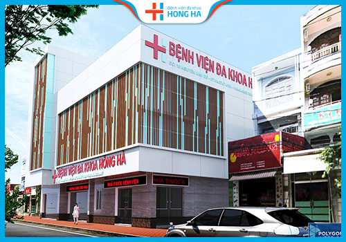 Hình ảnh mô phỏng bệnh viện đa khoa Hồng Hà