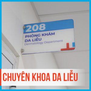 Chuyên khoa Da liễu – Bệnh viện viện Đa khoa Hồng Hà