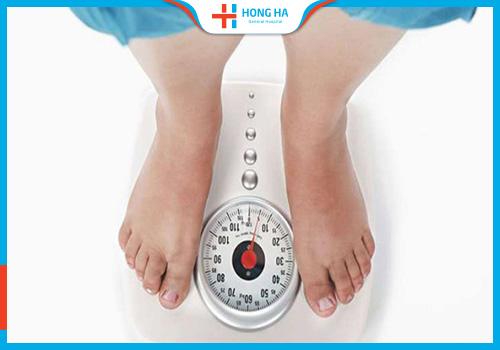 nguyên nhân gây rối loạn kinh nguyệt do tăng cân