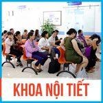 Chuyên khoa nội tiết – Bệnh viện Đa khoa Hồng Hà