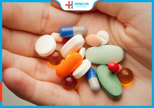 thuốc đặt viêm lộ tuyến độ 1