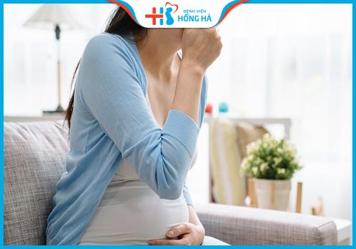 nang cơ năng buồng trứng phải khi mang thai