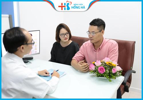 bác sĩ khám hiếm muộn giỏi ở Hà nội