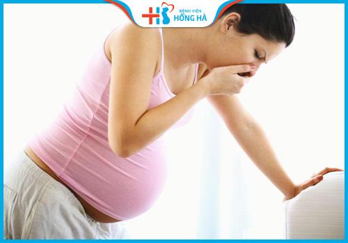Biến chứng của bệnh viêm buồng trứng khi mang thai