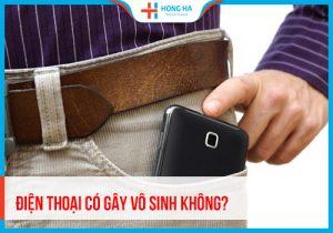 Thực hư về sóng điện thoại gây vô sinh khi sử dụng?