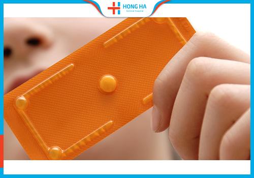 Lợi ích của thuốc tránh thai