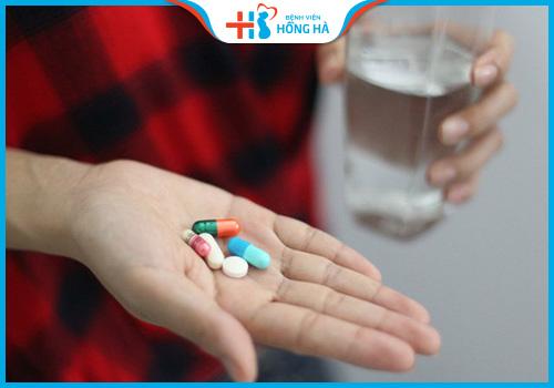 thuốc giảm đau gây vô sinh