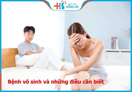 bệnh vô sinh là gì