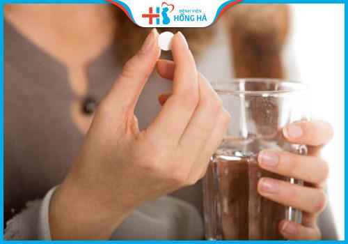 phá thai bằng thuốc được thực hiện khi thai dưới 7 tuần tuổi