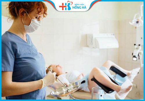 phương pháp RFA điều trị viêm lộ tuyến sử dụng máy móc hiện đại