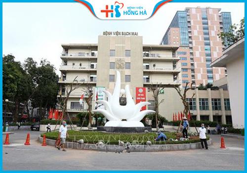 bệnh viện bạch mai chữa viêm lộ tuyến cổ tử cung