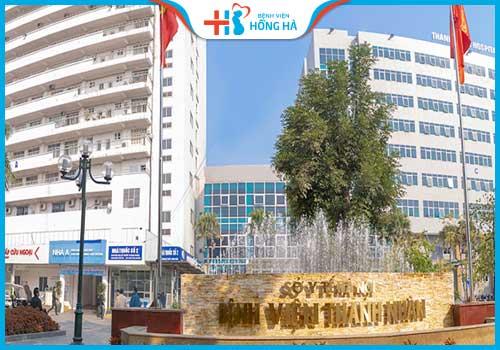 Bệnh viện thanh nhàn chữa viêm lộ tuyến