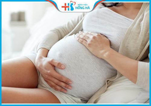 bị viêm lộ tuyến có sinh thường được không