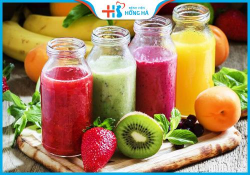 các loại rau quả nên ăn khi rối loạn kinh nguyệt