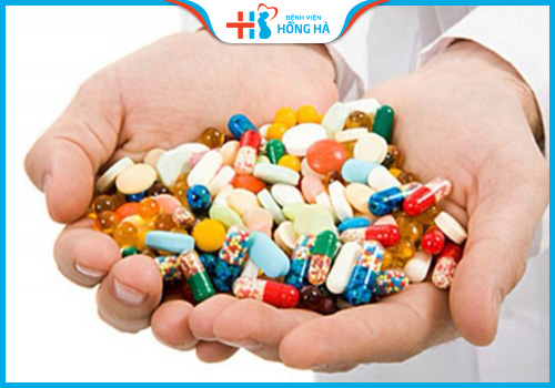 dùng thuốc khi bị rối loạn kinh nguyệt