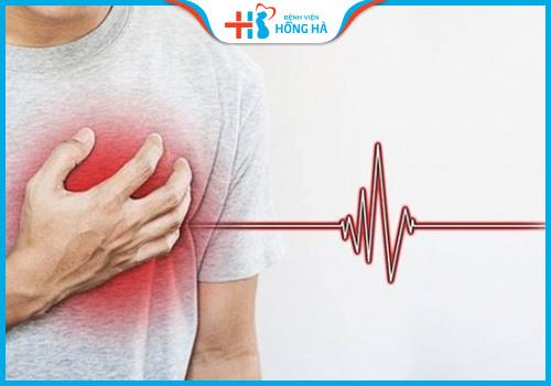 nhậu nhiều gây vô sinh cơ tim yếu