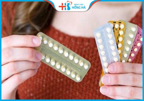thuốc tránh thai giúp điều hòa kinh nguyệt