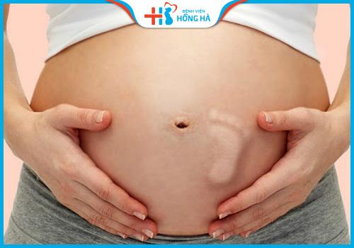 cơ hội mang thai khi bị u nang buồng trứng