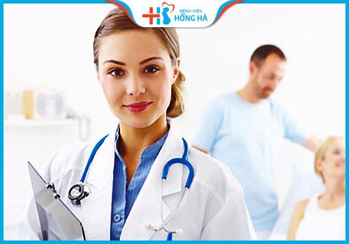 bệnh viện chữa viêm lộ tuyến cổ tử ung được cấp phép