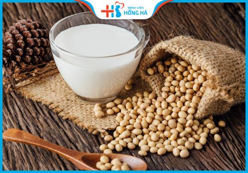 lưu ý khi uống sữa đậu nành để không gây vô sinh