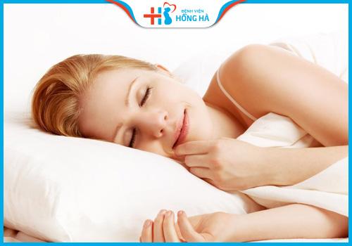 chế độ nghỉ ngơi sau khi uống thuốc tránh thai