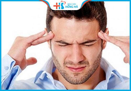 nhậu nhiều có vô sinh không đau đầu