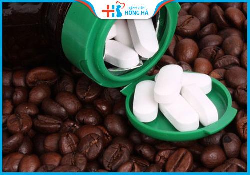 thuốc giảm cân chứa cafein gây vô sinh