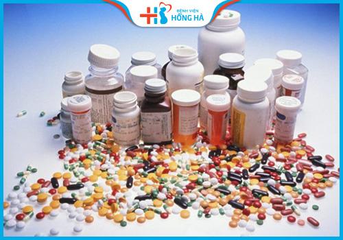 thuốc giảm cân chứa các thành phần gây vô sinh