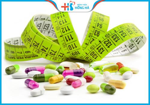 thuốc giảm cân gây vô sinh