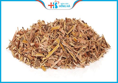 trà vỏ cây ngọc lan chữa vô sinh