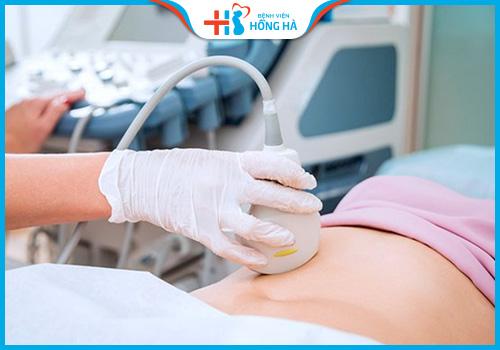 u nang buồng trứng khi mang bầu