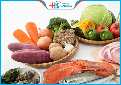viêm lộ tuyến cổ tử cung nên ăn thực phẩm chứa prebiotic