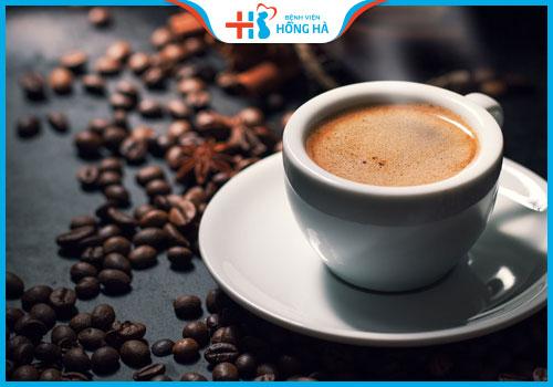 nguyên nhân gây vô sinh ở nữ caffeine