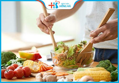 cách phòng tránh vô sinh ở nữ dinh dưỡng