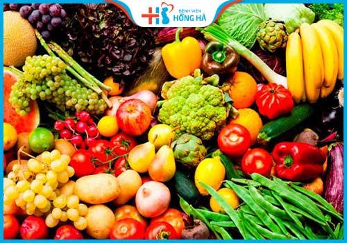cách phòng tránh vô sinh nam thực phẩm