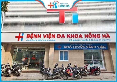 điều trị vô sinh hiếm muộn ở đâu tốt nhất Hồng Hà