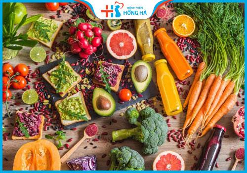 thuốc tăng cân có gây vô sinh đa dạng dưỡng chất
