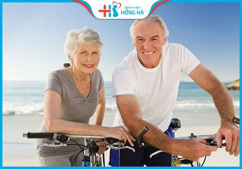 đạp xe đạp nhiều có bị vô sinh không chắc xương