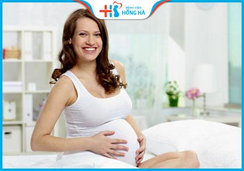 điều trị vô sinh bằng châm cứu mang bầu
